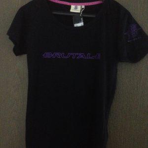 Damen T-Shirt Brutale-0
