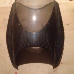 Karbon Cockpitverkleidung-0