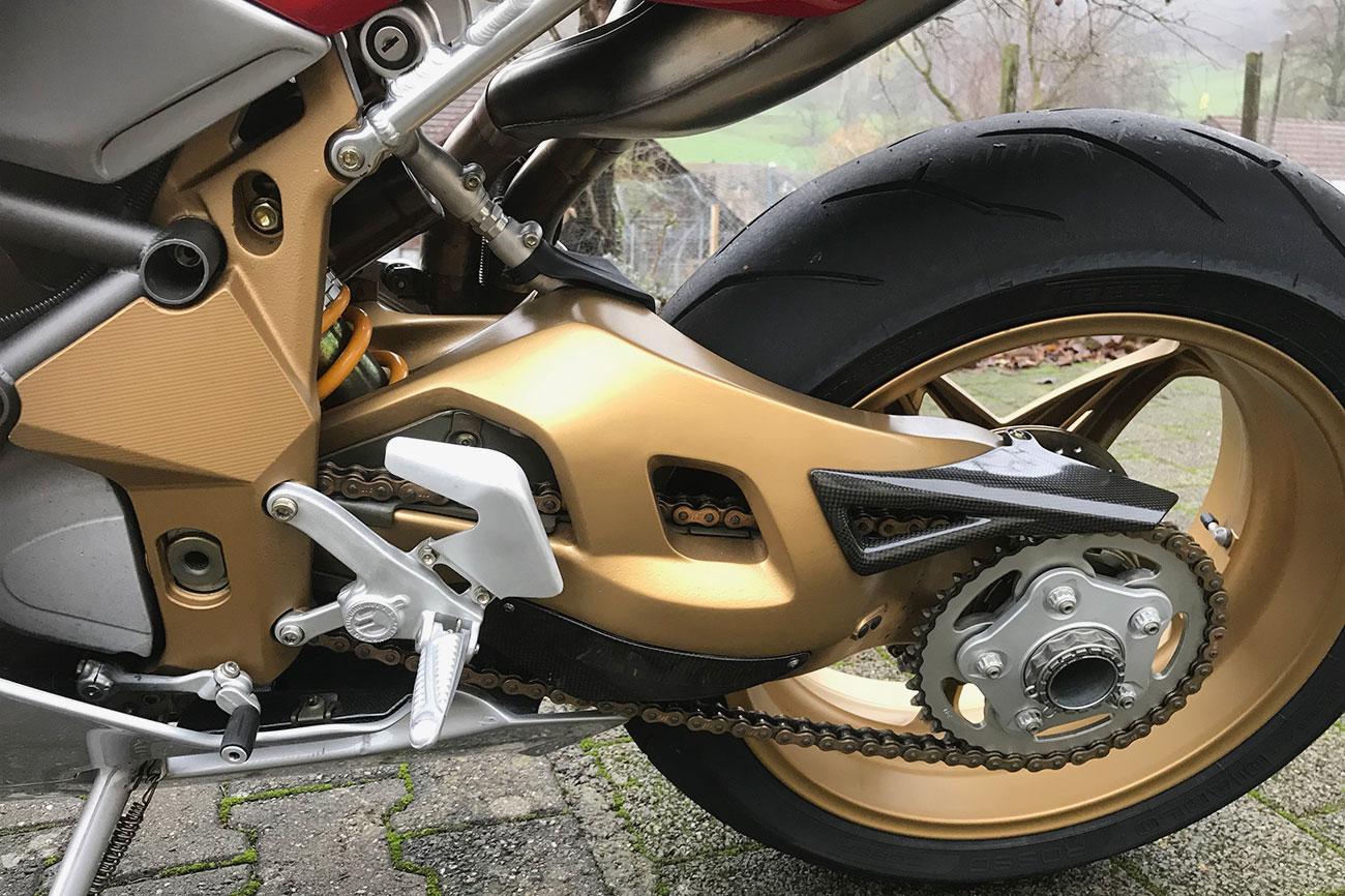 F4 750 Oro
