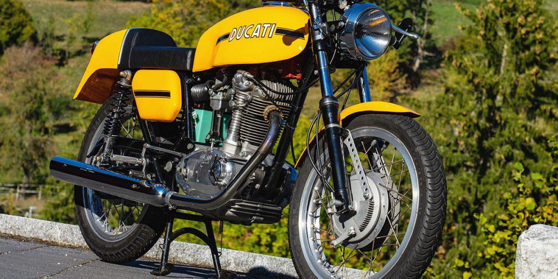 Ducati 250 Desmo