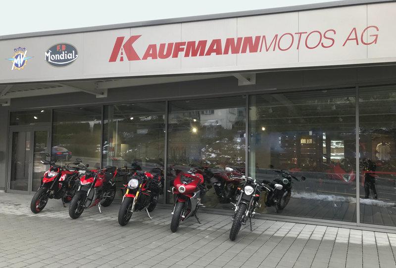 Kaufmann Motos AG, Safenwil